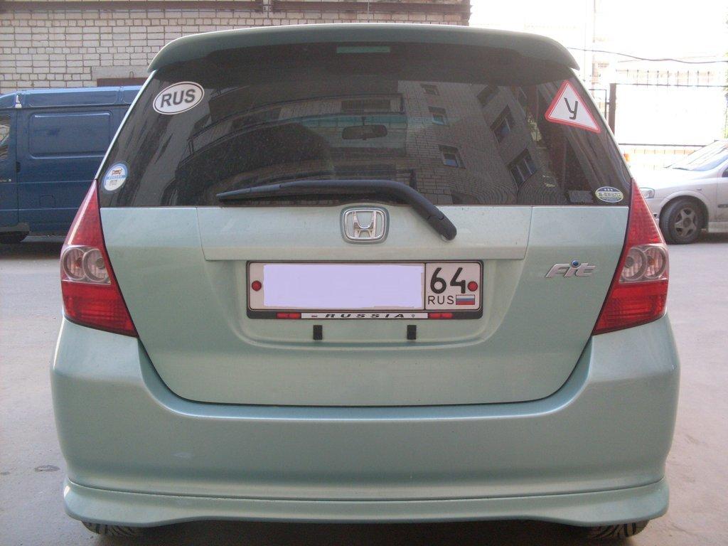 кпп honda fit 2005 г. v-1.5