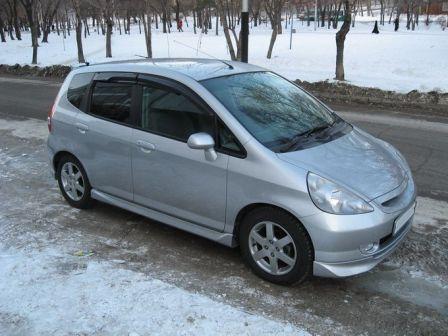 Honda Fit 2001 - ����� ���������