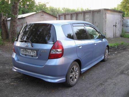 Honda Fit 2002 - ����� ���������