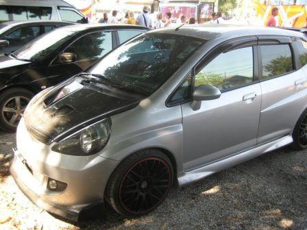 Honda Fit  - отзыв владельца