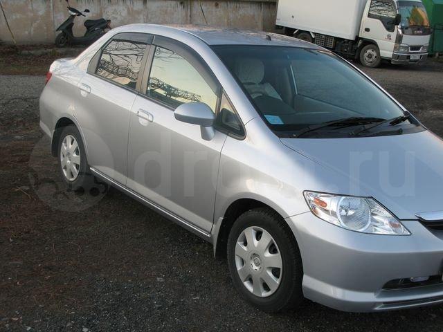 Honda Fit Aria.