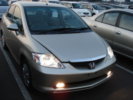 Honda Fit Aria 2003 - ����� ���������