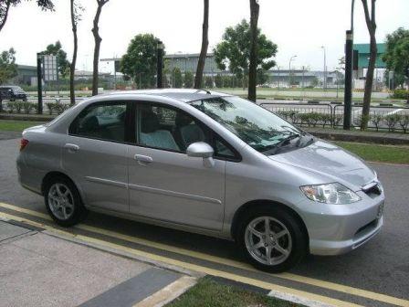 Honda Fit Aria 2004 - ����� ���������