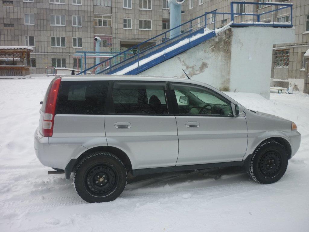 отзывы о автомобиле honda h-rv