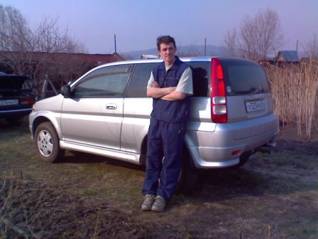 Honda HR-V 1998 - отзыв владельца