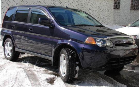Honda HR-V 2000 - отзыв владельца
