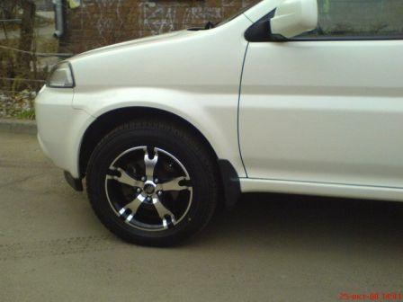 Honda HR-V 2003 - отзыв владельца