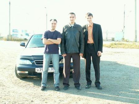 Honda Inspire 1995 - ����� ���������