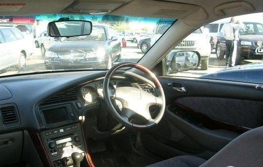 Honda Inspire 2000 - отзыв владельца