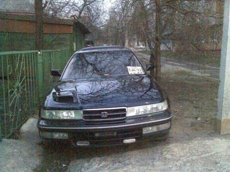 Honda Inspire 1993 - отзыв владельца