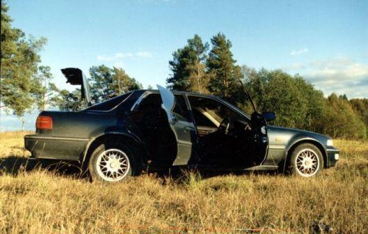 Honda Inspire 1992 - отзыв владельца