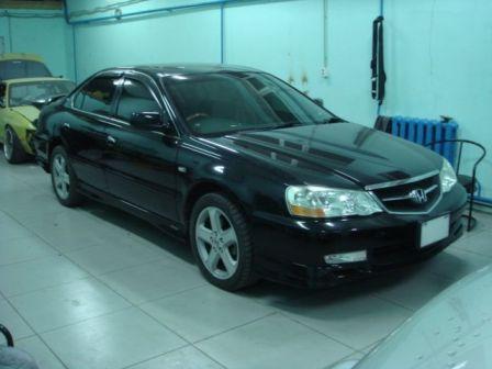 Honda Inspire 2002 - ����� ���������