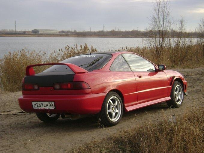 Honda Integra.
