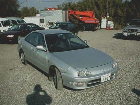 Honda Integra 1994 - отзыв владельца