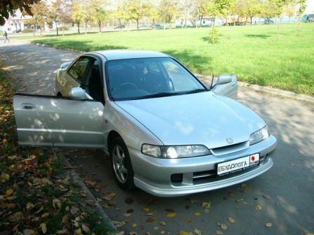 Honda Integra 1999 - отзыв владельца