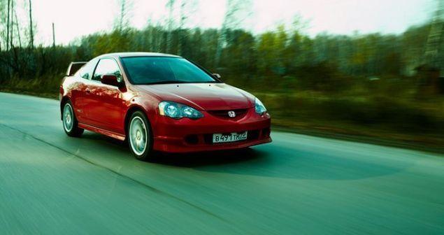 Honda Integra 2002 - ����� ���������