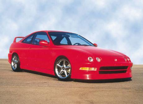 Honda Integra 1993 - отзыв владельца