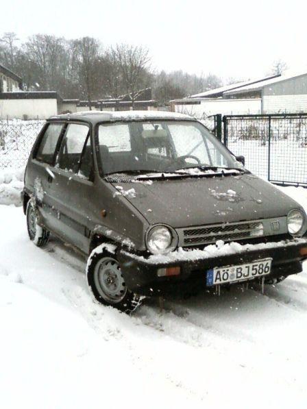 Honda Jazz 1985 - ����� ���������