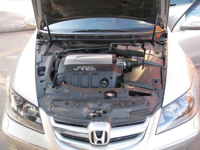 Honda Legend.