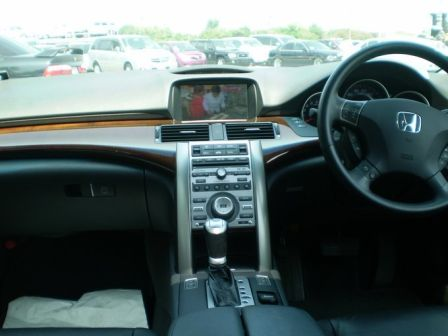 Honda Legend 2005 - отзыв владельца