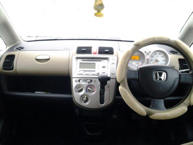 Honda Life.