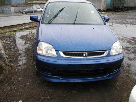 Honda Logo 2000 - отзыв владельца