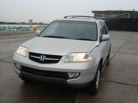 Honda MDX 2003 - ����� ���������