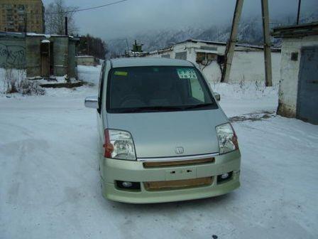 Honda Mobilio 2002 - ����� ���������