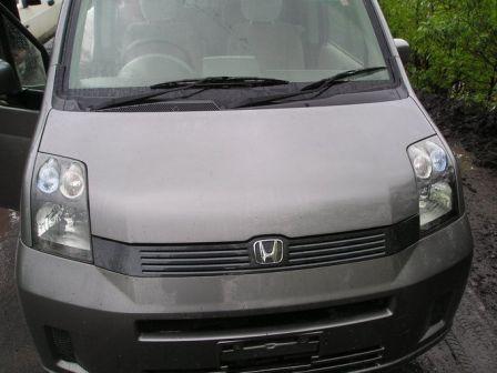 Honda Mobilio 2004 - отзыв владельца