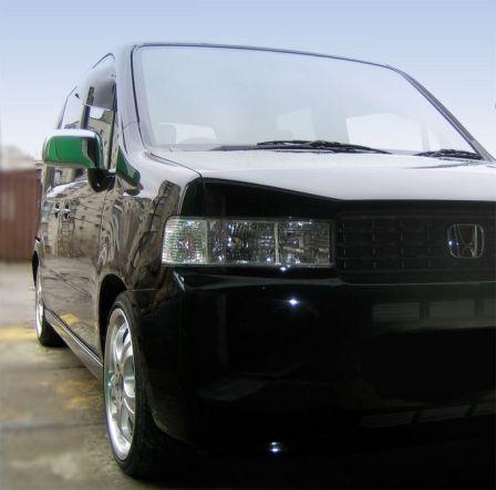 Honda Mobilio Spike 2003 - отзыв владельца