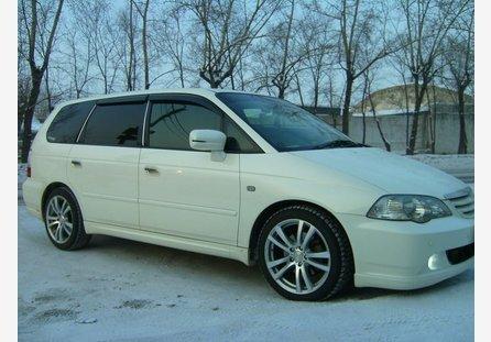 Honda Odyssey 2002 ����� ���������