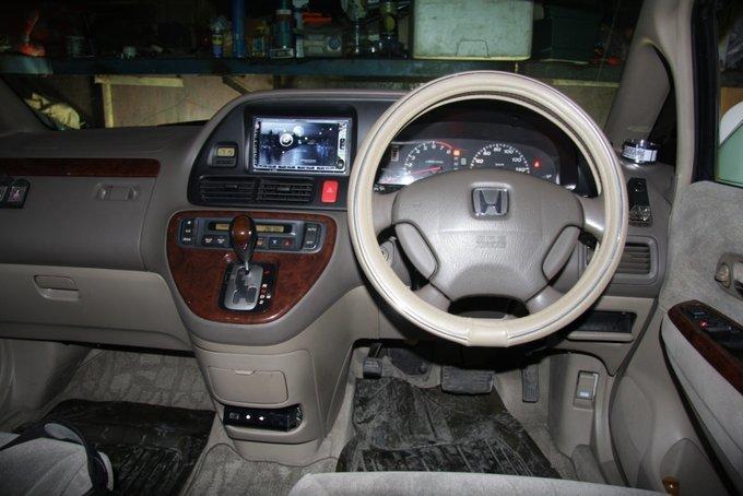 Honda Odyssey.