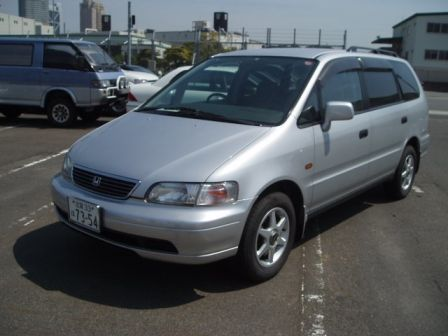 Honda Odyssey 1997 - отзыв владельца