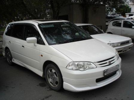 Honda Odyssey 2000 - ����� ���������