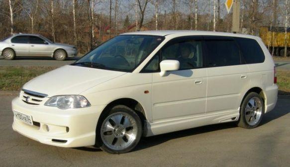 Honda Odyssey 2001 - ����� ���������