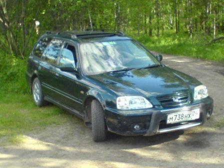 Honda Orthia 1998 - ����� ���������