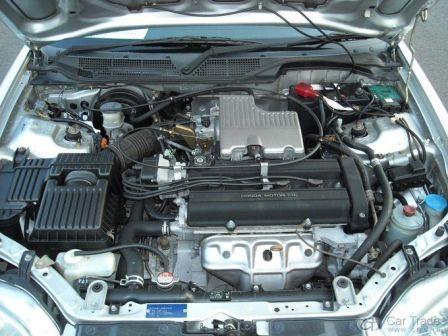 Honda Orthia 1999 - ����� ���������