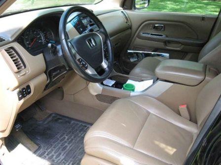 Honda Pilot 2004 - отзыв владельца