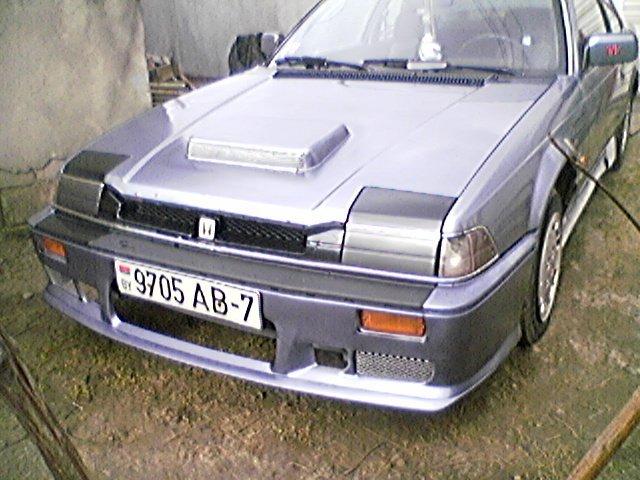 Honda Prelude.
