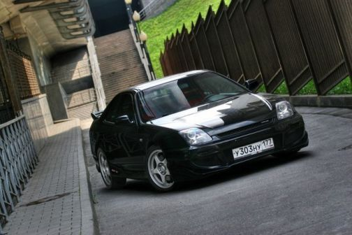 Honda Prelude 2000 - отзыв владельца