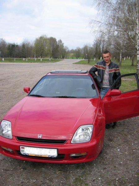 Honda Prelude 1999 - отзыв владельца