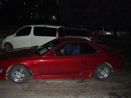 Honda Prelude 1998 - отзыв владельца
