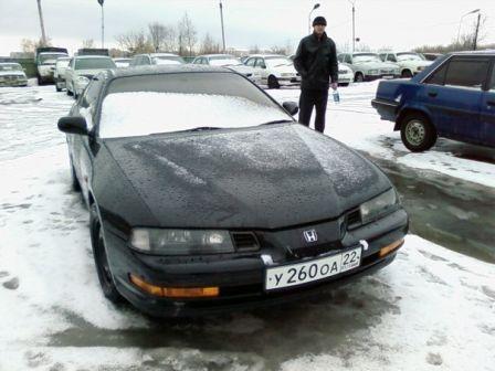 Honda Prelude 1993 - отзыв владельца