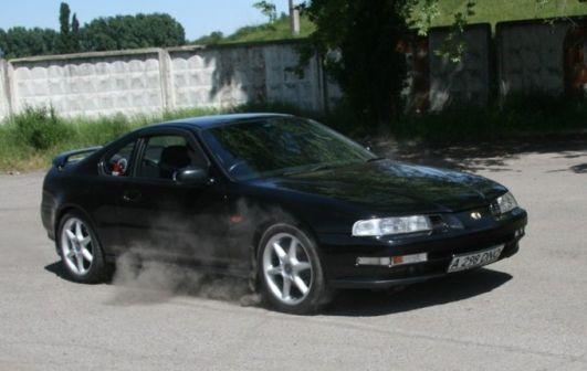 Honda Prelude 1996 - ����� ���������
