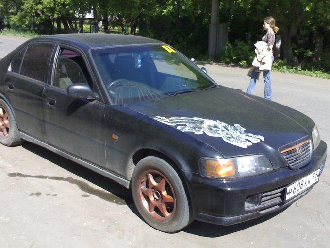 Honda Rafaga.