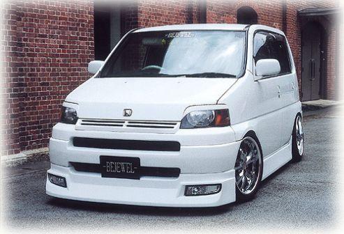 Honda S-MX 1998 - отзыв владельца
