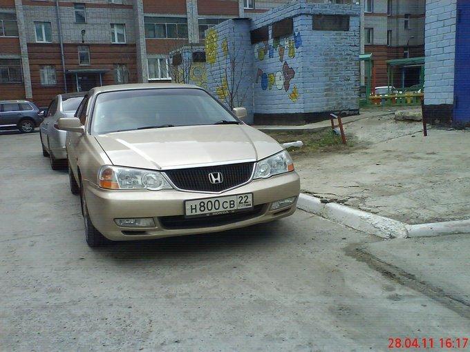 Honda Saber.