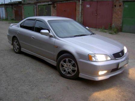 Honda Saber 1999 - отзыв владельца