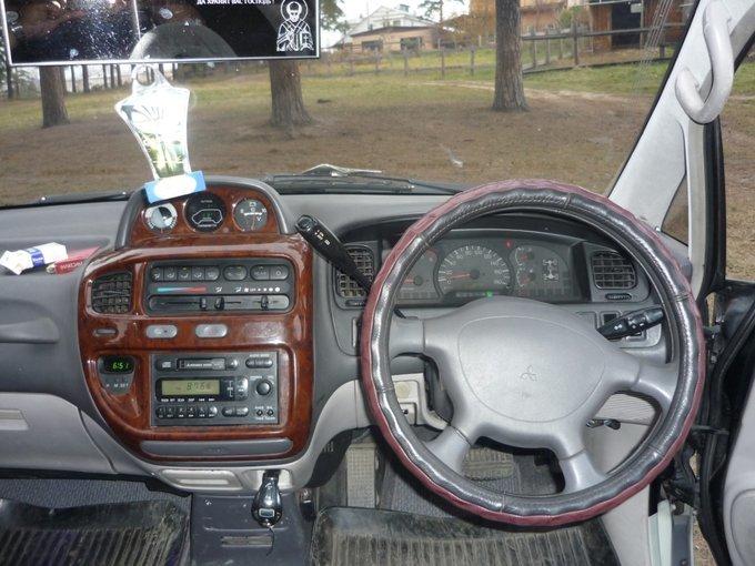 Honda Stepwgn.