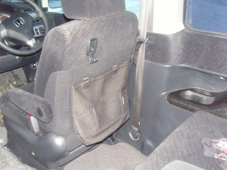Honda Stepwgn 2003 - отзыв владельца